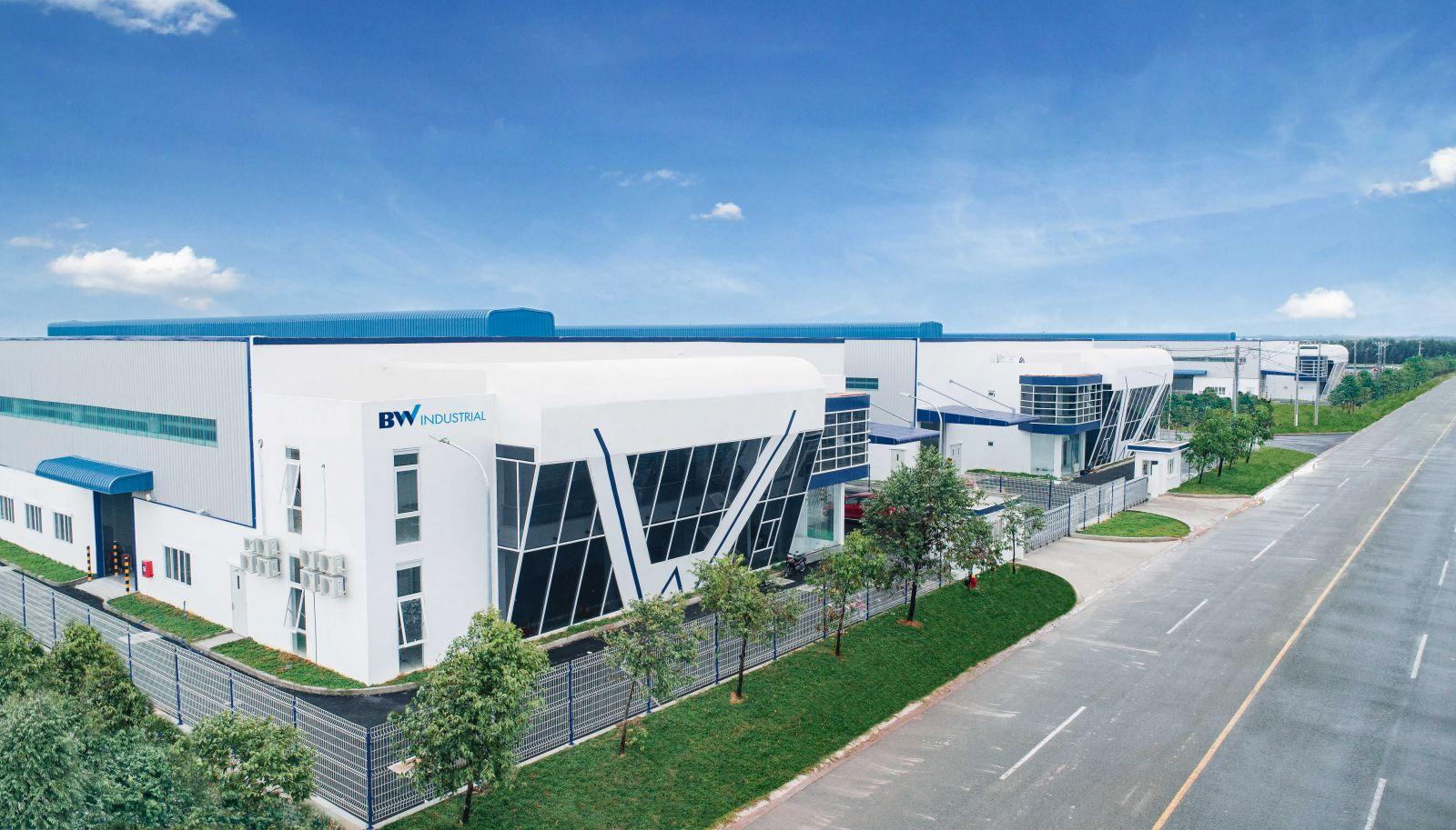 BW 工厂 - STAGE 2