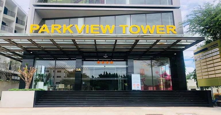 CÔNG TRÌNH CAO ỐC VĂN PHÒNG PARKVIEW TOWER